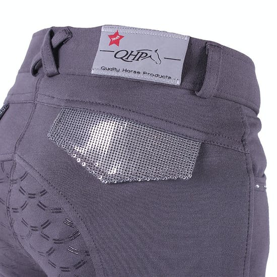 QHP Elena Anti Slip Full Seat Riding Breeches