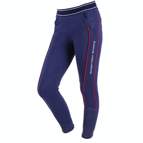 Riding Breeches QHP Meghan Pull On - Indigo