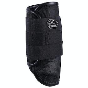 QHP Front Leg Technical Event Boots - Black