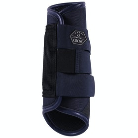 QHP Hind Leg Technical Event Boots - Navy