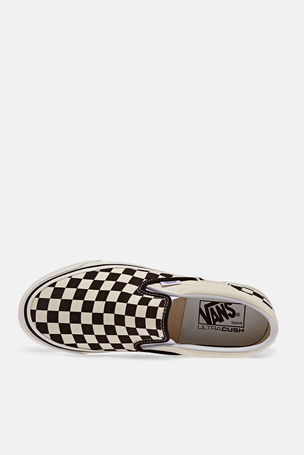 Vans Anaheim Classic Slip On 98 Shoes available from Priory