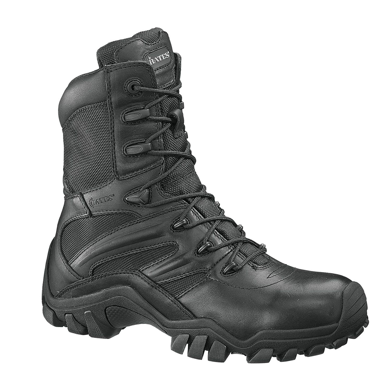 Bates Delta 8 Side Zip Boots From Nightgear Uk