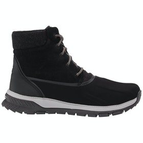 Sperry Seamount Duck Boot Trainers - Black