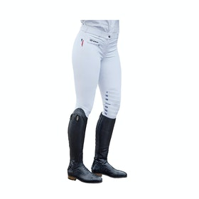 John Whitaker Dortmund Aqua-X Ladies Riding Breeches - White