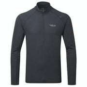 Rab Pulse Long Sleeve Zip Sportstopp