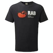 Rab Stance Vintage Kurzarm-T-Shirt