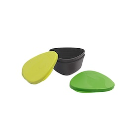 Light My Fire Snapbox Original Camping Accessory - Lime Green