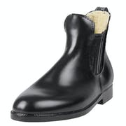 QHP Junior Thermo Jodhpur Boots