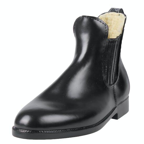 QHP Junior Thermo Kids Jodhpur Boots