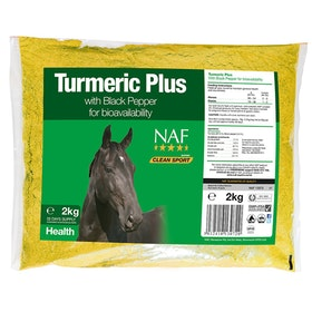 NAF Turmeric Plus Health Supplement - Clear