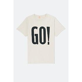 Levi's Vintage Lvc Graphic S S T-Shirt - Gold Silver Birch
