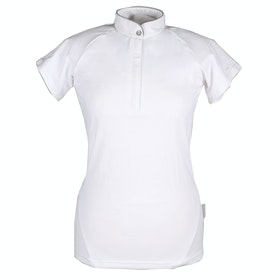 Horseware Sara Girls Competition Shirt - White