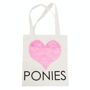 Horseware Recycled Cotton Tote Shopper Bag
