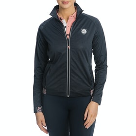 Chaqueta de forro polar Horseware Tech Light Weight - Navy