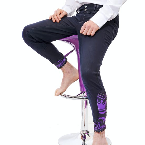 Derriere Equestrian Treviso Training Riding Breeches