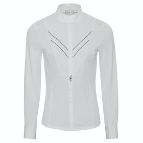 AA Platinum Porto Competition Ladies Top - White