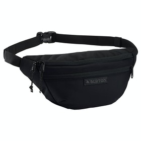 Burton Hip 3L Bum Bag - True Black Ballistic