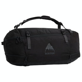 Burton Multipath 90 Duffle Bag - True Black Ballistic
