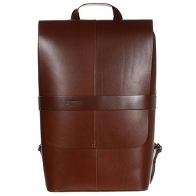 Sac à Dos Brooks England Piccadilly Leather - Brown
