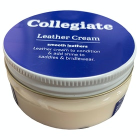 Collegiate Leather Cream 100ml Leathercare - Clear