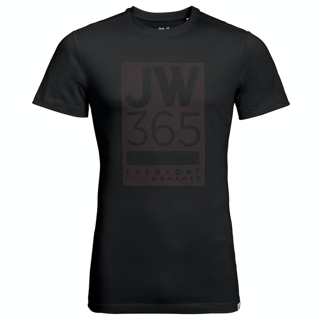 Jack Wolfskin 365 Short Sleeve T-Shirt