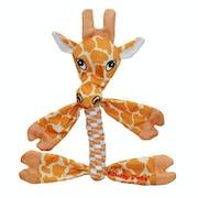 Horsemans Pride Jolly Pets Animal Flathead Giraffe Hundelegetøj