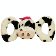 Horsemans Pride Jolly Pets Tug a Mal Cow Hundespielzeug