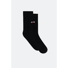 Le Fix Tennis Socks - Black