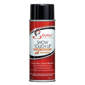 Shapleys Touch Up Colour Enhancer Show Preparation - Palomino
