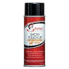 Shapleys Touch Up Colour Enhancer Show Preparation - Sorrel