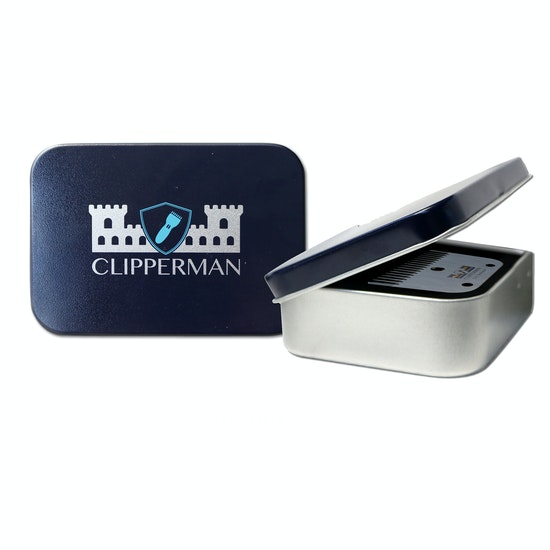 Lâmina de Corte Clipperman CLA22 German Steel Blade Set 1mm