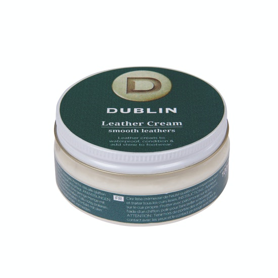 Dublin Leather Cream 100ml 革のお手入れ