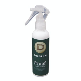 Dublin Proof And Conditioner Leather Spray 150ml Boot Polish - Clear