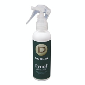 Dublin Proof And Conditioner Suede Spray 150ml Proofing - Clear