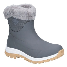 Muck Boots Apres Slip On Ag Boots - Gray
