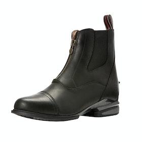 Ariat Devon Nitro Zip Ladies Paddock Boots - Black