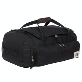 North Face Berkeley Medium Duffle Bag - TNF Black Heather