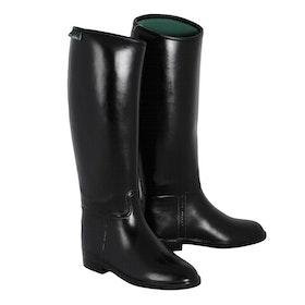 Dublin Universal Kids Long Riding Boots - Black
