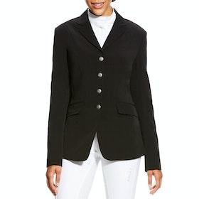 Ariat Palladium Ladies Competition Jackets - Black