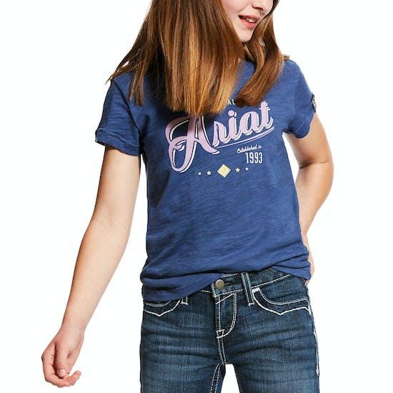 Camiseta de manga corta Ariat Logo