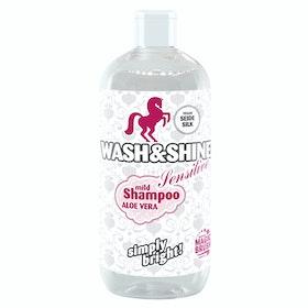Magic Brush Wash and Shine Sensitive Shampoo - Clear