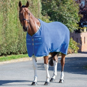 Shires Tempest Original Fleece Rug - Royal