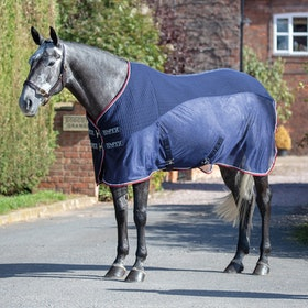 Shires Tempest Original Tech Mesh Cooler Rug - Navy