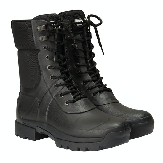 Hunter Balmoral Combat Boot Boots