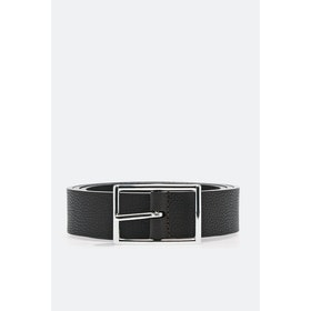 Anderson Leather Belt - Olive Dark Brown