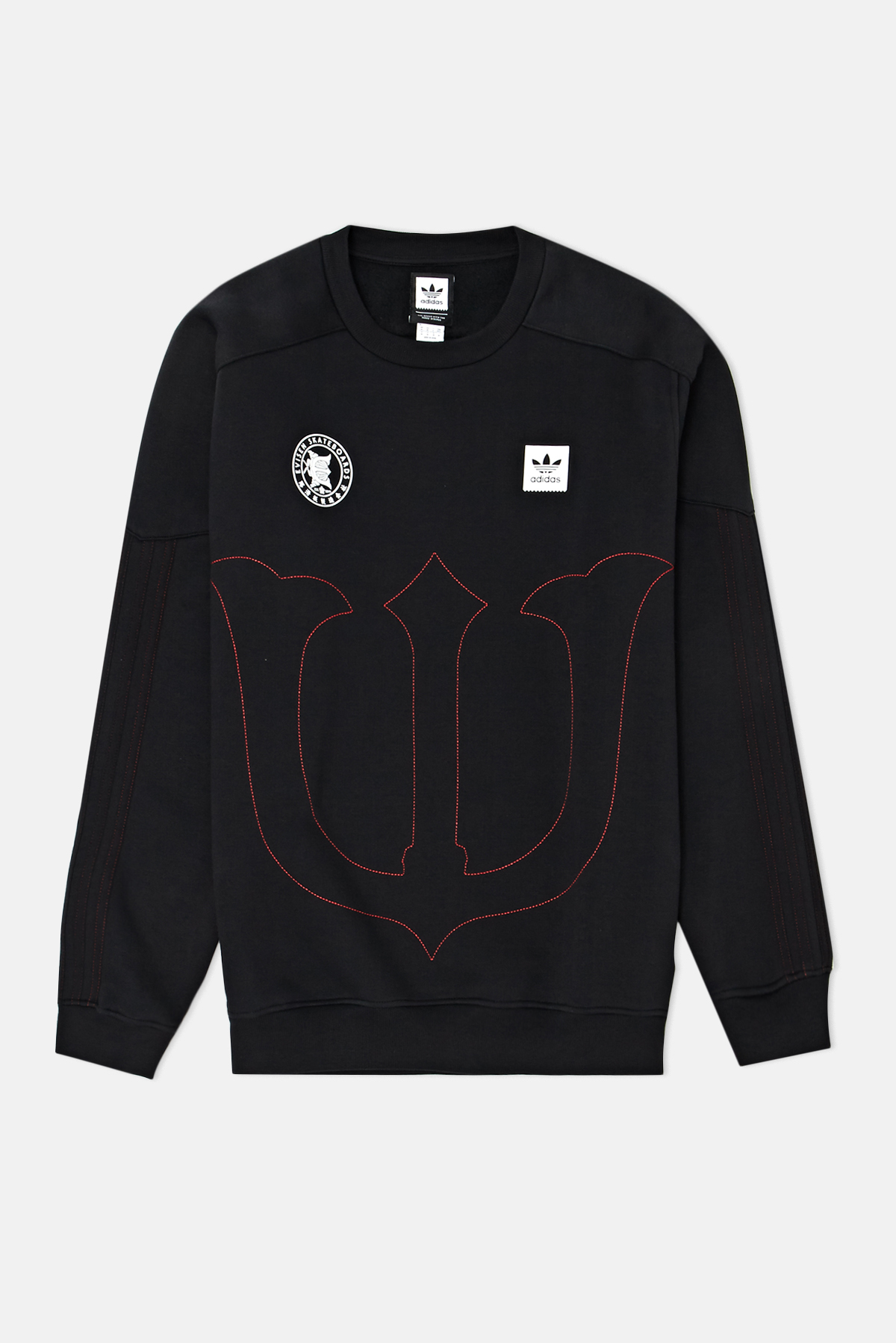 Adidas Evicrewn Sweatshirt available from Priory