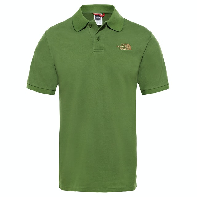 North Face Piquet Heren Poloshirt