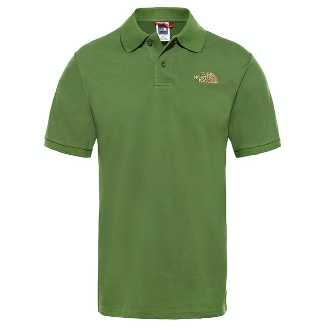 North Face Piquet Mens Polo Shirt