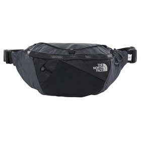 North Face Lumbnical Large , Mageveske - Asphalt Grey TNF Black