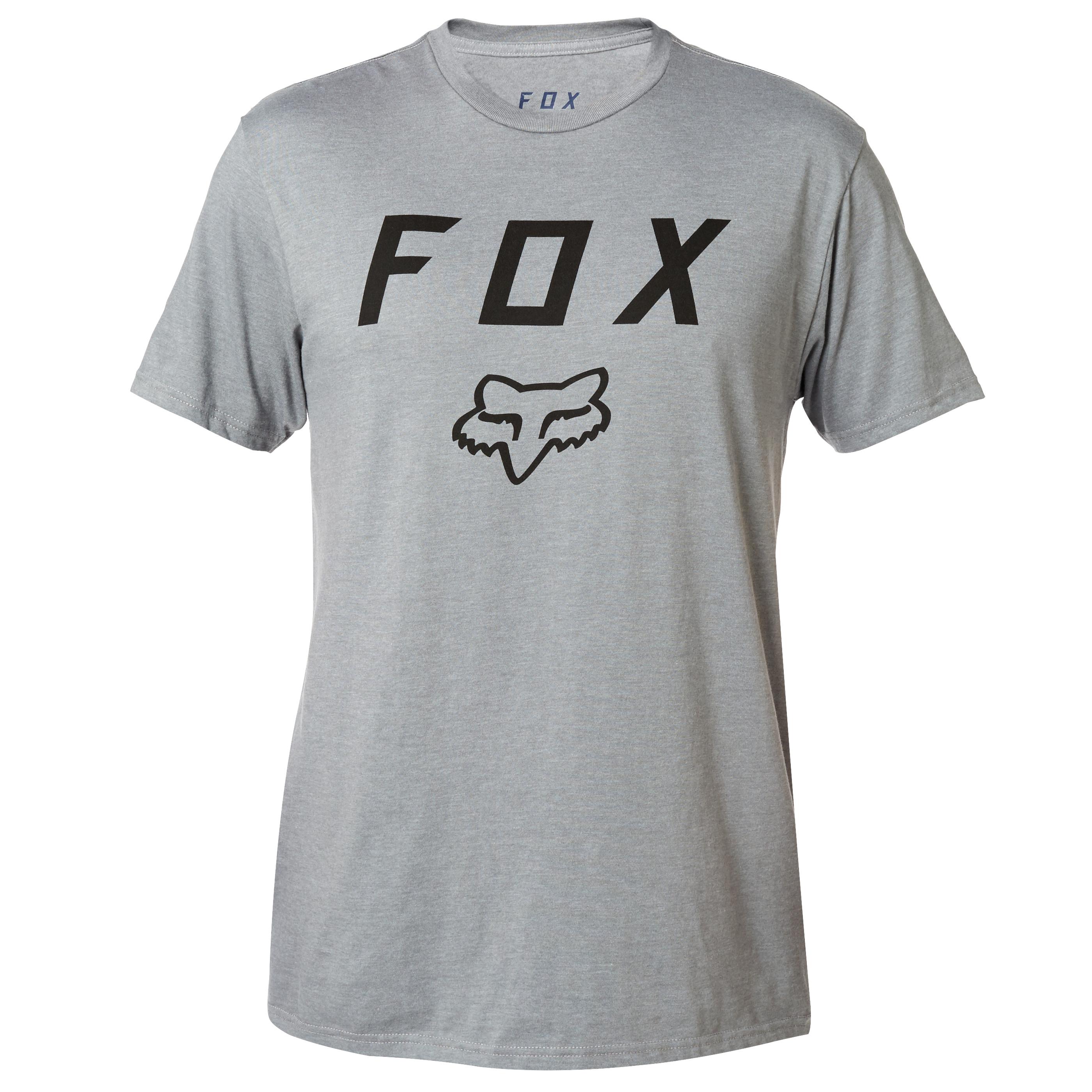 Fox Boys Big Youth Legacy Logo Short Sleeve T-Shirt